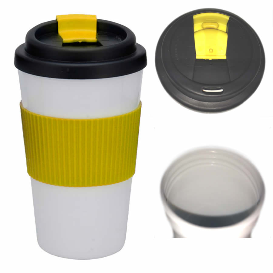 Coffee to go Becher Thermo Coffee-to-go-kaffe-tee-becher