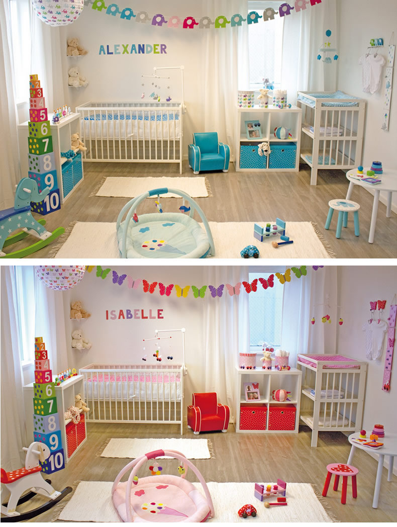 Jabadabado 3d babyzimmer mobile holz flugzeug for Mobiles wohnen holz