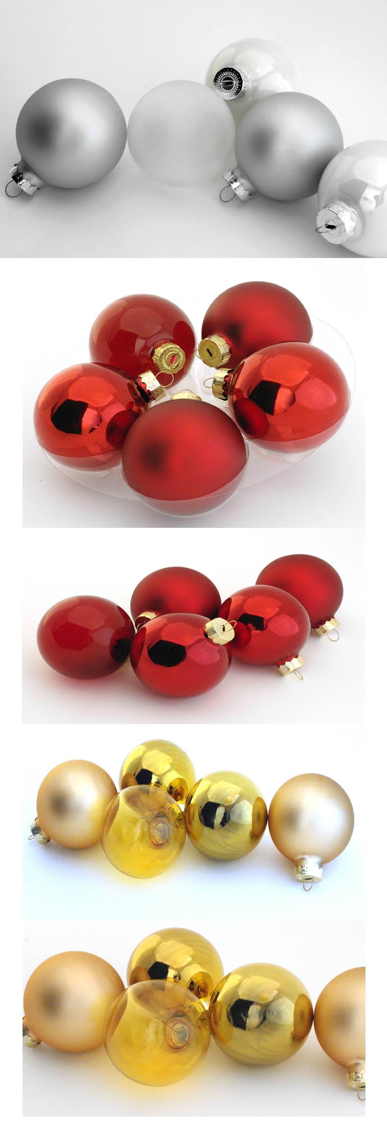 36 design glas weihnachtskugeln christbaumschmuck for Weihnachtskugeln durchsichtig