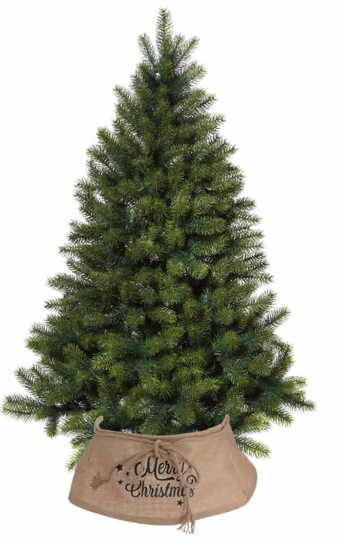 weihnachtsbaum rock sch rze christmas tree skirt. Black Bedroom Furniture Sets. Home Design Ideas
