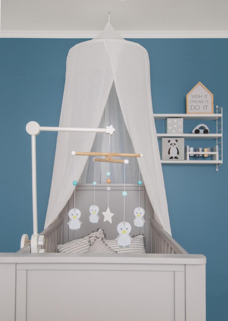 jabadabado holz mobilearm mobile halter halterung stange arm befestigung wei 4251057903608 ebay. Black Bedroom Furniture Sets. Home Design Ideas