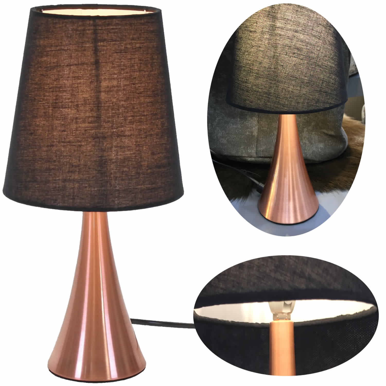 lampe schwarz kupfer trendy kupfer lampe ikea lampe. Black Bedroom Furniture Sets. Home Design Ideas
