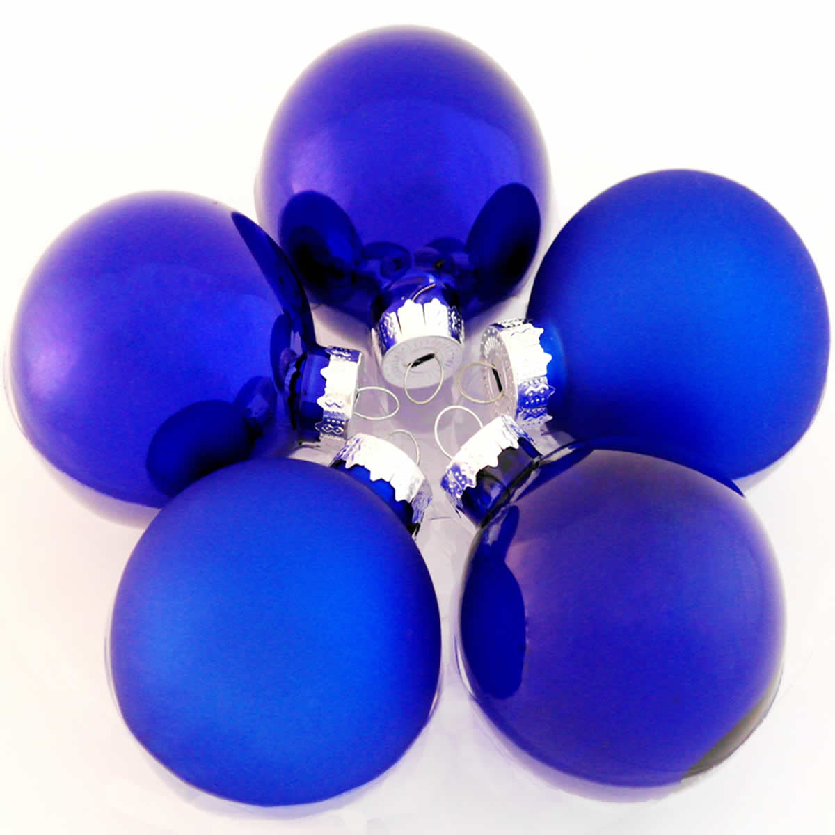 20 design weihnachtskugeln christbaumkugeln kugel glas for Christbaumkugeln blau
