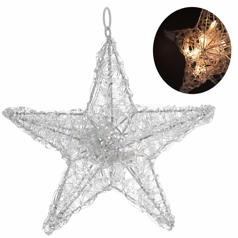 Design acryl weihnachtsbeleuchtung pyramide christbaum - Stern beleuchtet weihnachten ...