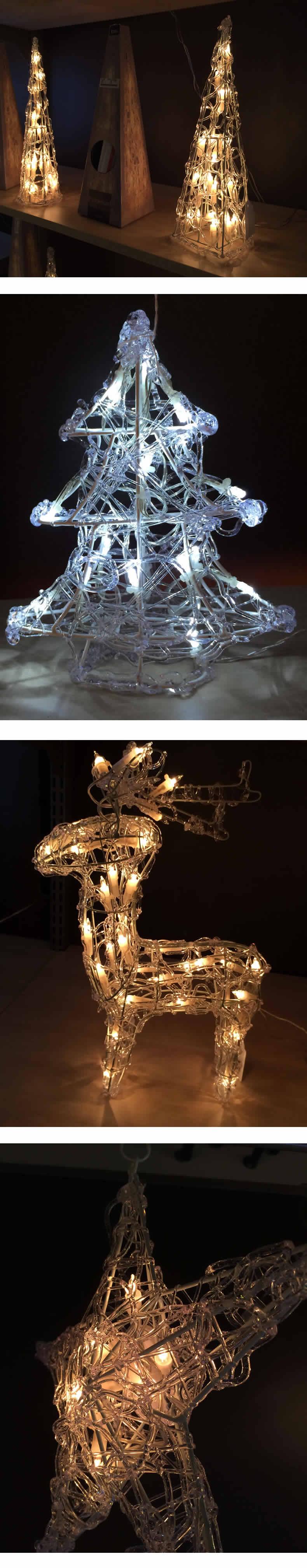 design acryl weihnachtsbeleuchtung pyramide christbaum. Black Bedroom Furniture Sets. Home Design Ideas